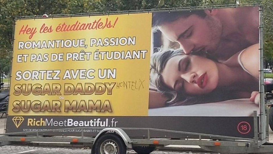 Ad Campaign Sparks Outrage In Paris